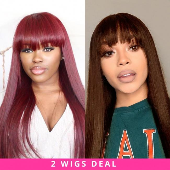 Colored Wigs