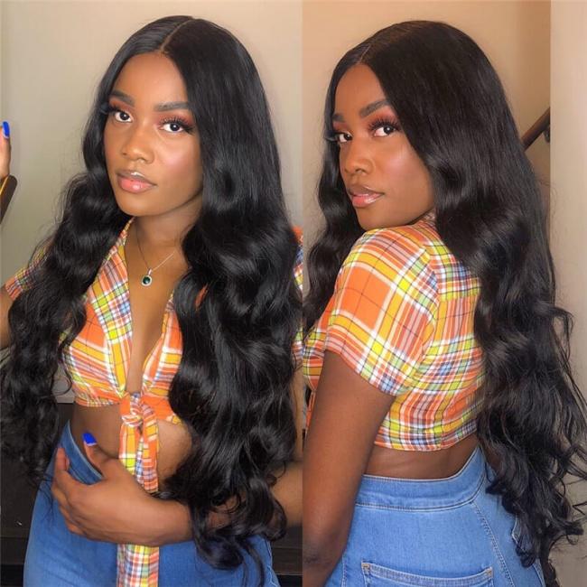 13x4 Lace Part Wigs