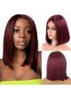 4*4 99j bob lace closure wig