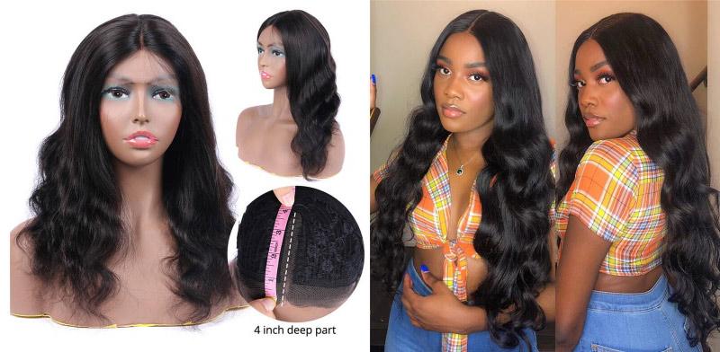 lace part wigs